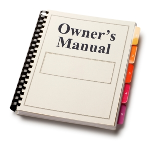 Owners Manual (book)
